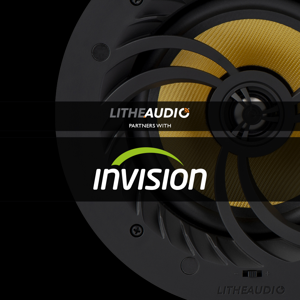 LITHE AUDIO PARTNERS WITH CI SPECIALIST INVISION