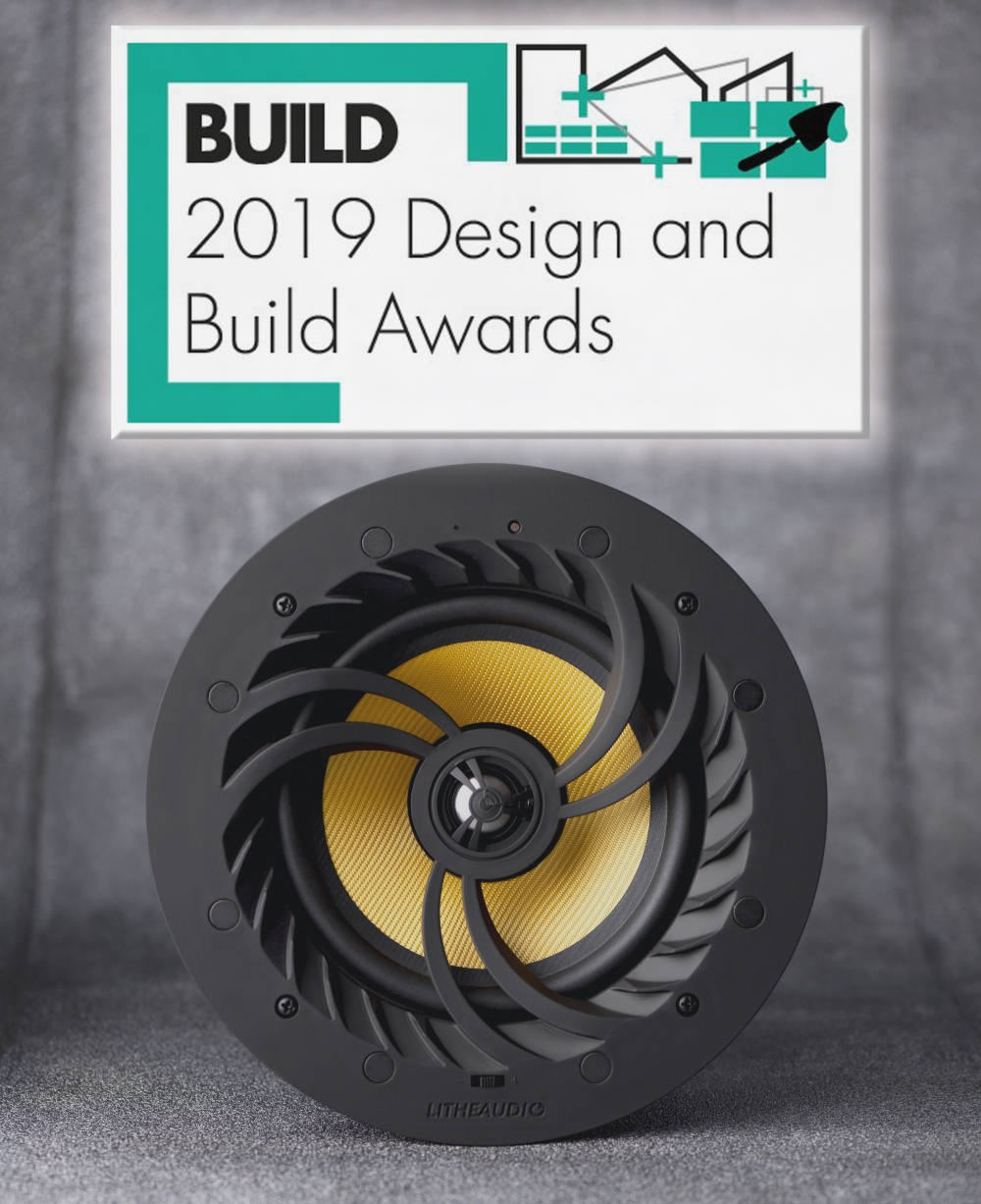 Lithe Audio Wins the 2019 Design and Build Awards