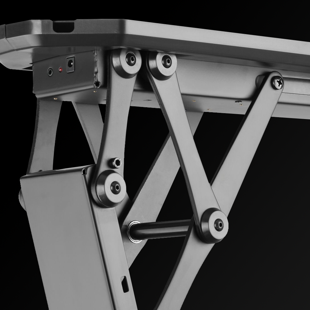remote control motorized flip down ceiling mount 23 55 lithe audio ltd. Black Bedroom Furniture Sets. Home Design Ideas