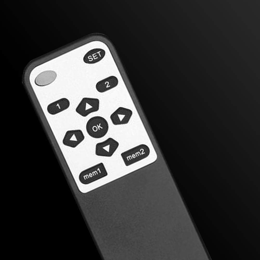 Remote Control Motorised 90 Deg Wall Mount 32 60 Lithe Audio Ltd Includes Mini