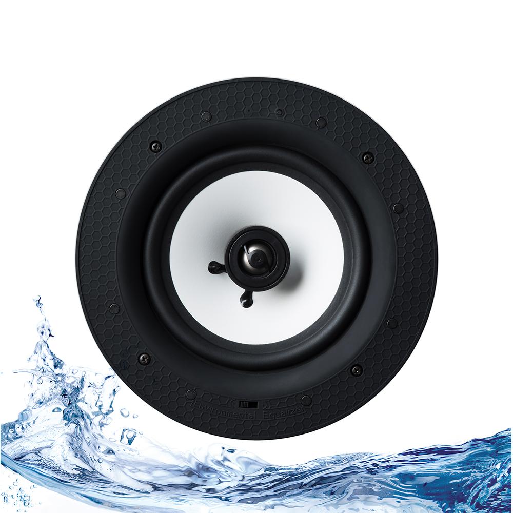 Lithe Audio 6.5u0027u0027 2 Way Passive IP44 Ceiling Speaker (SINGLE)