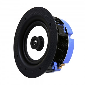 Lithe Audio Bluetooth IP44 Rated Wireless 6.5'' Ceiling Speaker (SINGLE - Master)