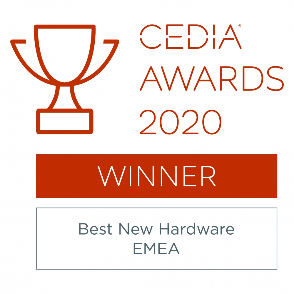 Cedia awards 2020 finialist - Lithe Audio Wireless ceiling speakers