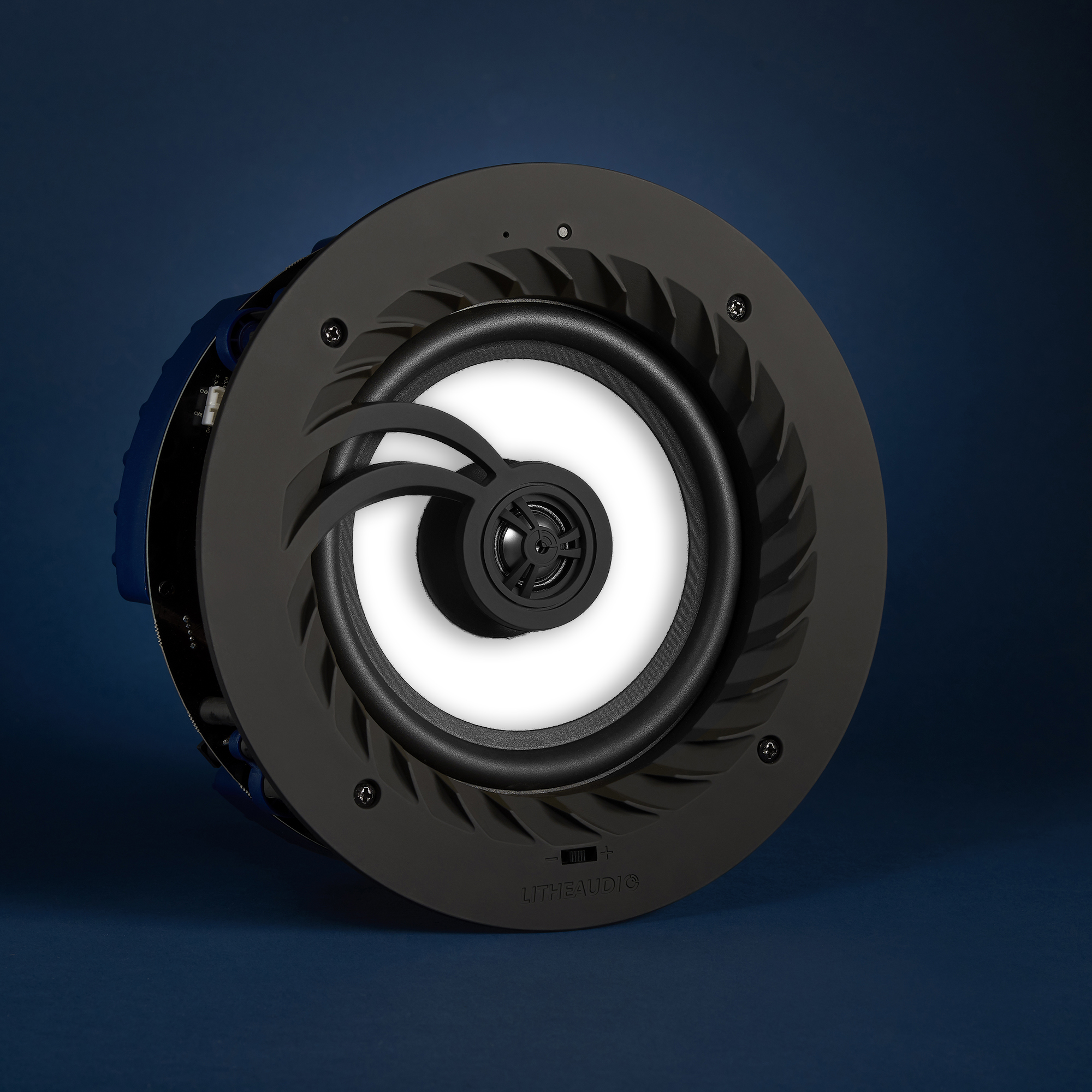 Lithe Audio IP44 Bluetooth PP Speaker Enceinte Encastrable Bluetooth