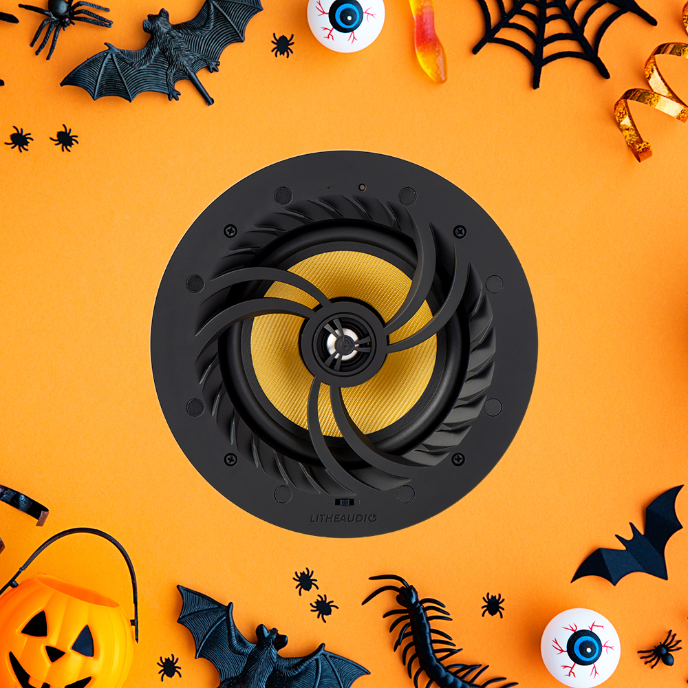 Have a ghoulish Halloween with Lithe Audio
