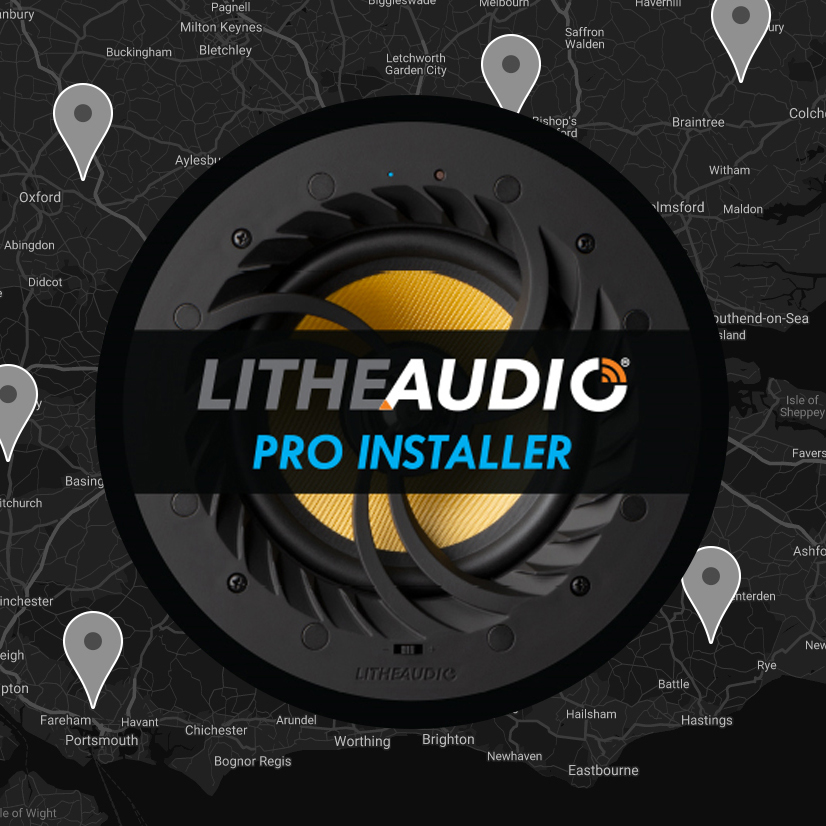 Become a Lithe Audio Pro Installer today