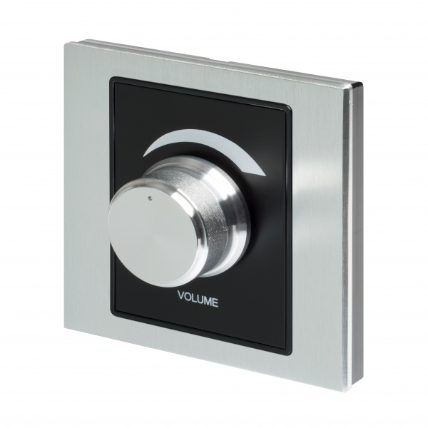 Boutique Volume Controller Brushed Satin