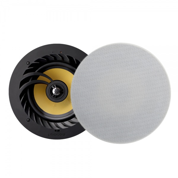 Lithe Audio 6.5'' 2-way Passive Ceiling Speaker (PAIR)