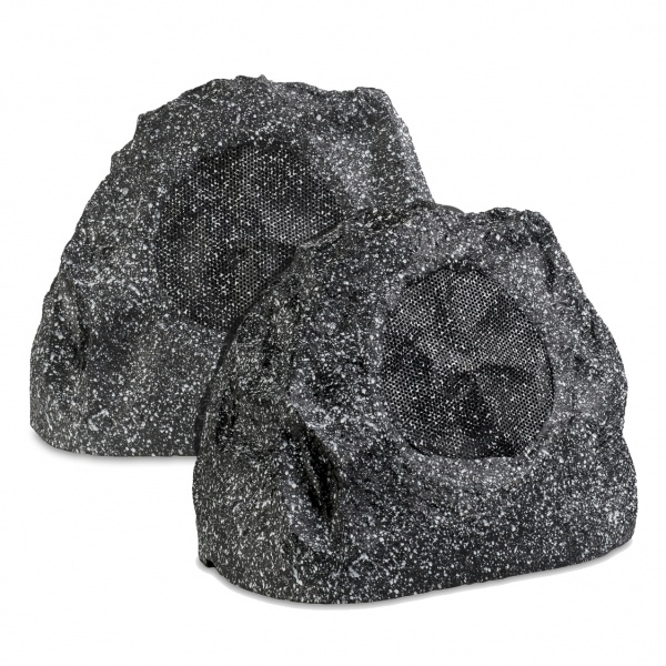 All-in-one Bluetooth Outdoor Garden Rock Speaker (Pair)