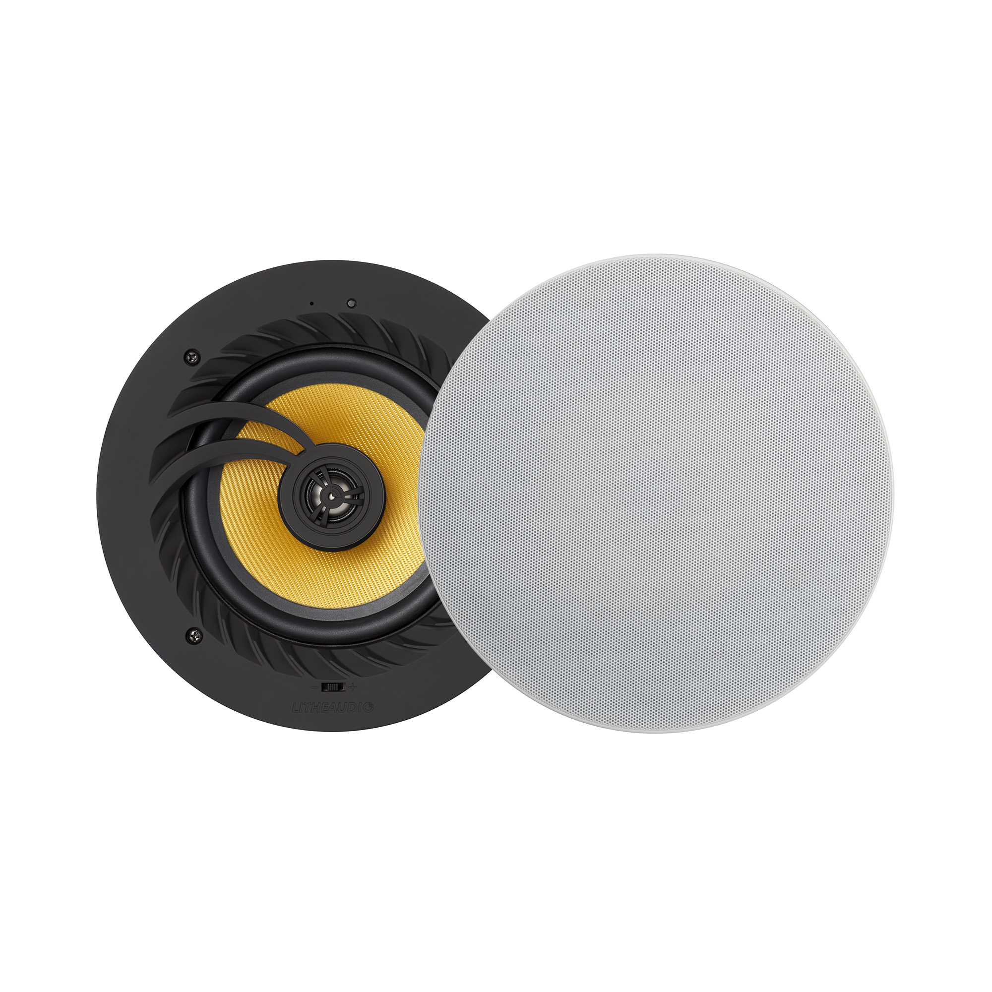 Lithe Audio 6.5'' Bluetooth 5 Ceiling Speaker (Pair)