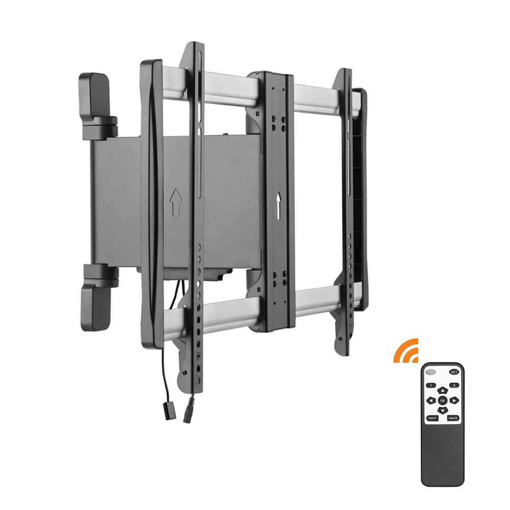 Remote Control Motorized Wall Mount 32 60